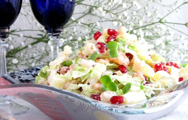 салатов с фото и рецептами 2016