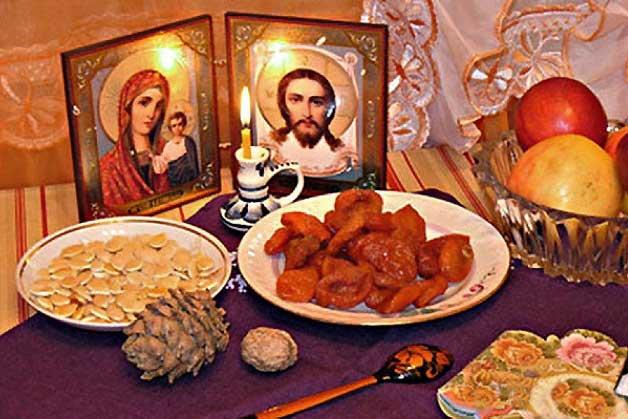 Рождественский пост 2018 — 2019: календарь питания по дням
