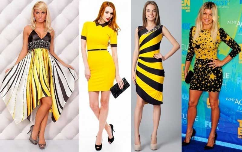 Цвет платья на Новый год 2017