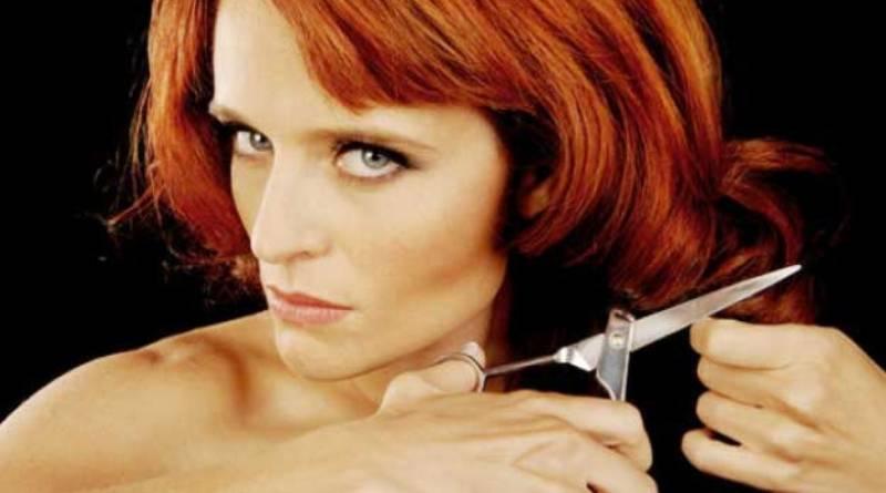 волосы: стрижка и окрашивание